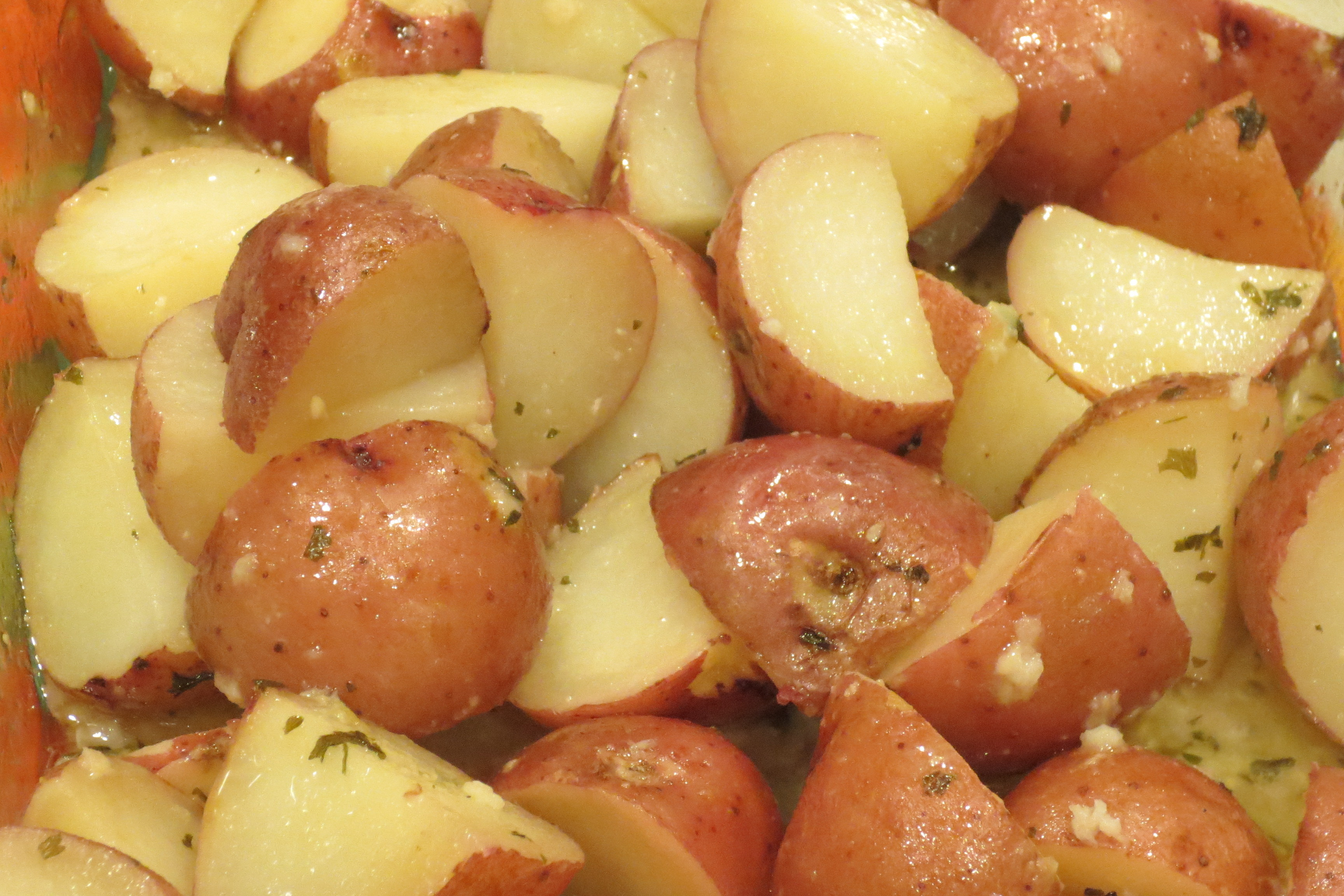 Posted In American Dishes Appetizers Potatoes Side Dish On December 28 2015 By Ivy S Kitchen Tags American Food Butter Carbohydrates Carbs
