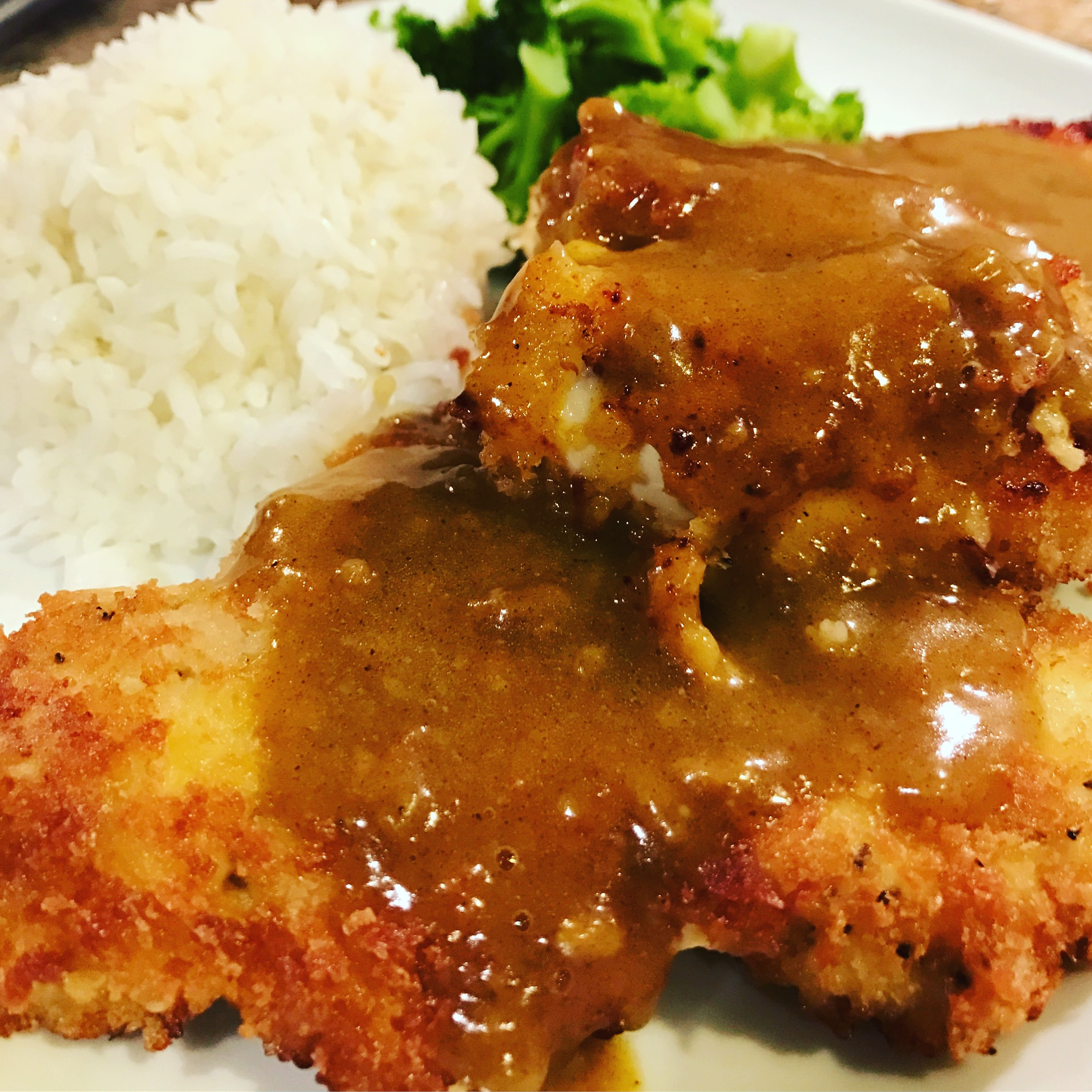 Chicken Katsu With Curry Sauce Ivy S Kitchen